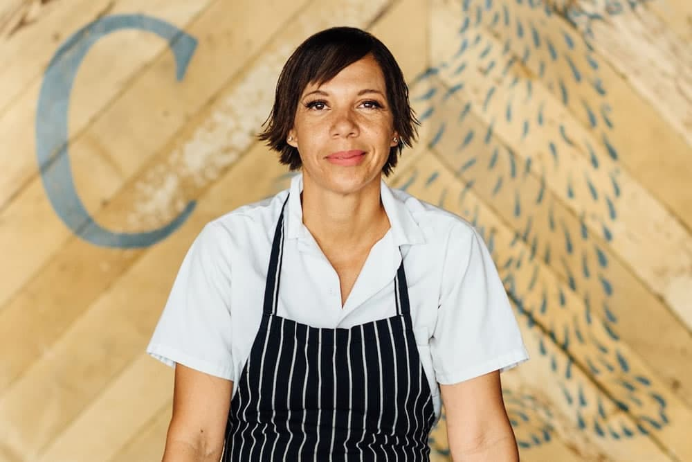 Chef Nina Compton in New Orleans