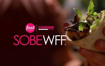 Food Network & Cooking Channel South Beach Wine & Food Festival  (SOBEWFF)